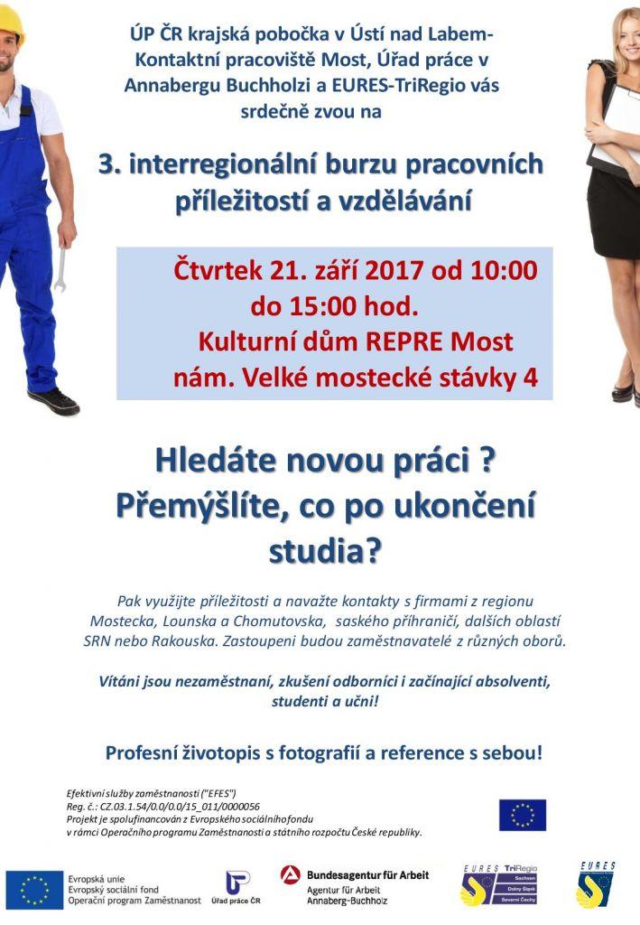 Kalendar Akci 3 Interregionalni Burza Pracovnich Prilezitosti A